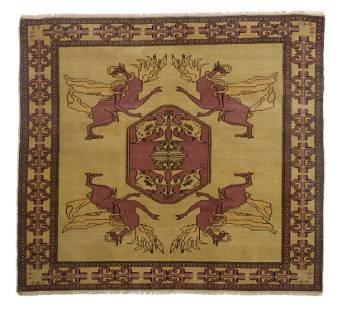 Fine Antique Fessaneh Turkish