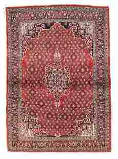 Antique Bidjar Persian Area Rug