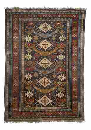 Fine Antique Kuba Bijov
