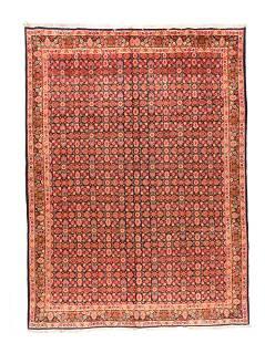Fine Vintage Persian Bidjar