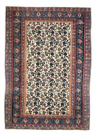 Extremely Fine Antique Persian Seneh