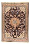 Fine Semi Antique Persian Kashan
