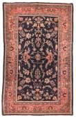 Fine Antique Persian Halvai Bijar4'3'' X 7'0''