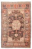 Antique Persian Bakhtiari, 6'10'' X 9'10''