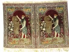 Persian Lavar Kerman, 2'9'' X 4'2''