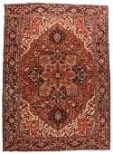 Persian Heriz  Rug 97 x 1210