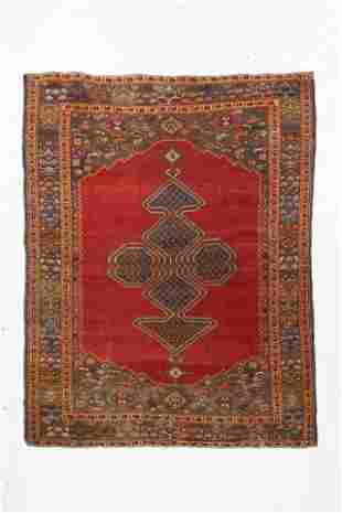 """Mahal rug,  4'3"""" x 5'8"""""""