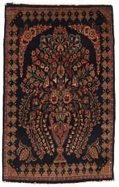 Vintage Persian Kashan, 1.9 x 2.10