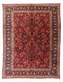 Vintage Persian Kerman, 10' x 13'