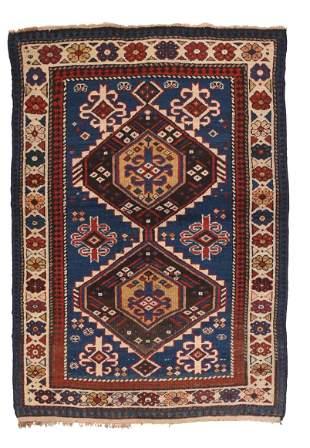 Antique Caucasian Shirvan, 2'9'' x 4'1''