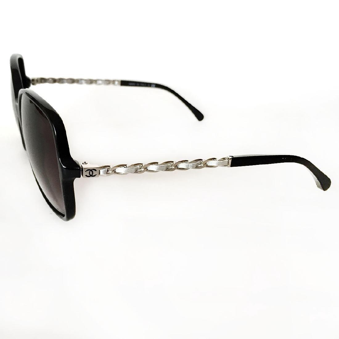 CHANEL: Authentic sunglasses model #5210-Q col.1074/S6