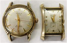 Lot of 2 Men's Vintage Watches.