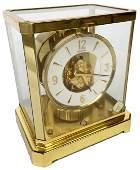 LeCoultre Atmos Clock.