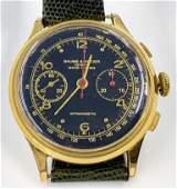 Baume & Mercier Vintage Chronograph Men's Watch.