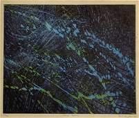 Stanley William Hayter Etching Pelagic Forms