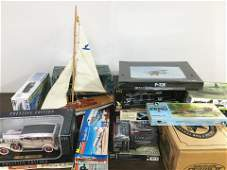 Large Lot of Assorted Toys & Models.