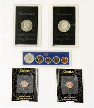 Lot of Asst. U.S. Coin Sets.
