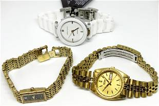 Lot of 3 Ladies' Watches.