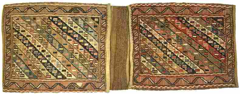 Old Persian? Camel Bag.