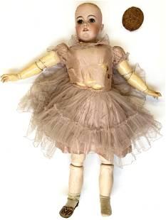 Very Large Antique Simon & Halbig #1079 Doll.