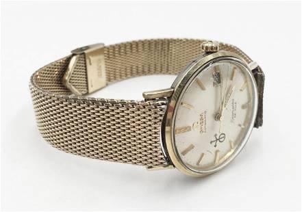 Vintage Omega Seamaster De Ville Men's Watch.
