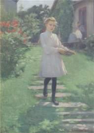 """Ada Walter Shulz: """"Path to the Garden"""""""