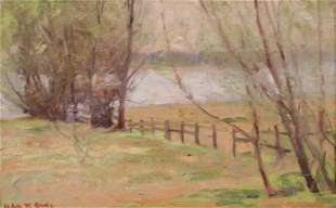 Ada W. Shulz: (2) Brown County Landscapes