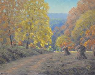 """Dale Bessire: """"Late Harvest"""""""