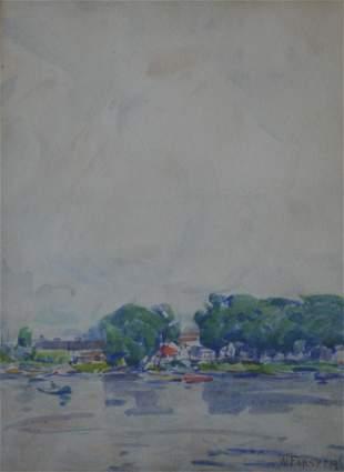 William Forsyth: Winona Lake