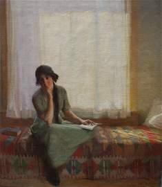 Ada W. Shulz:  The Student