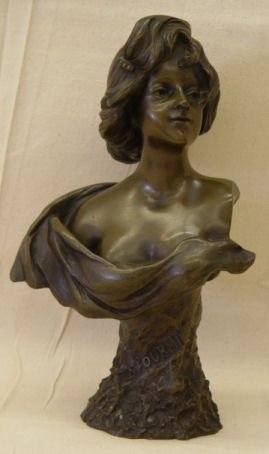 "1: Campagne, 13"" Bronze, signed, ""La Fourmi"""