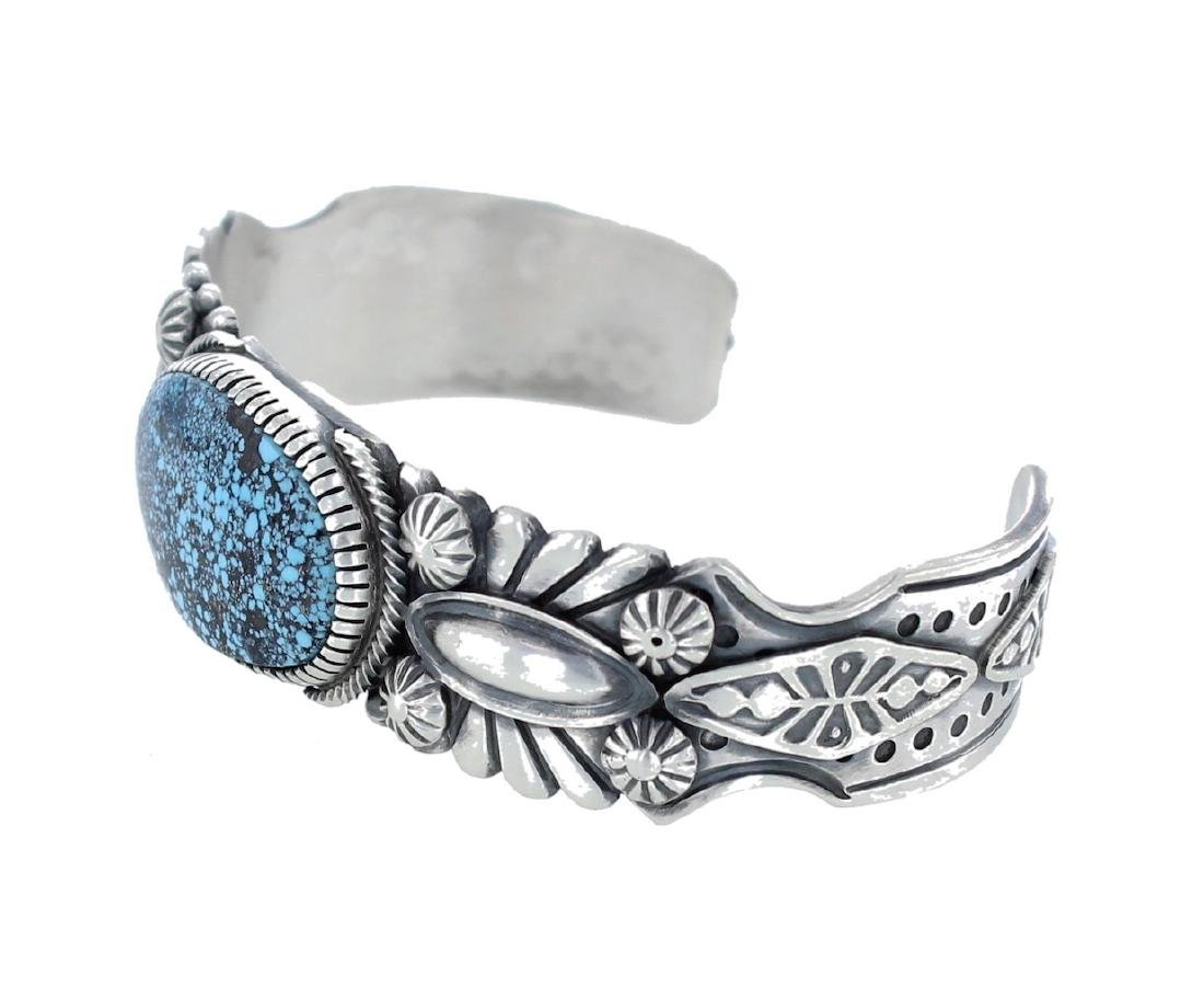 Sterling Silver Genuine Turquoise Masterpiece - 2