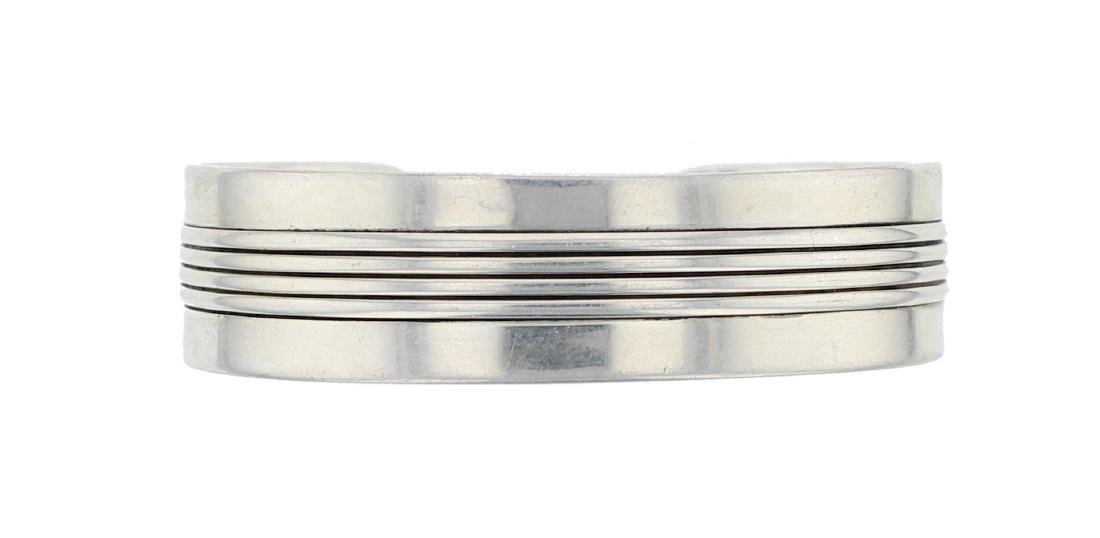 Sterling Silver Bracelet Navajo Native American