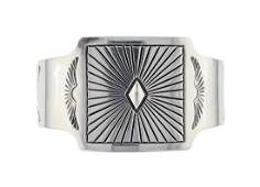 Sterling Silver Masterpiece Contemporary Bracelet