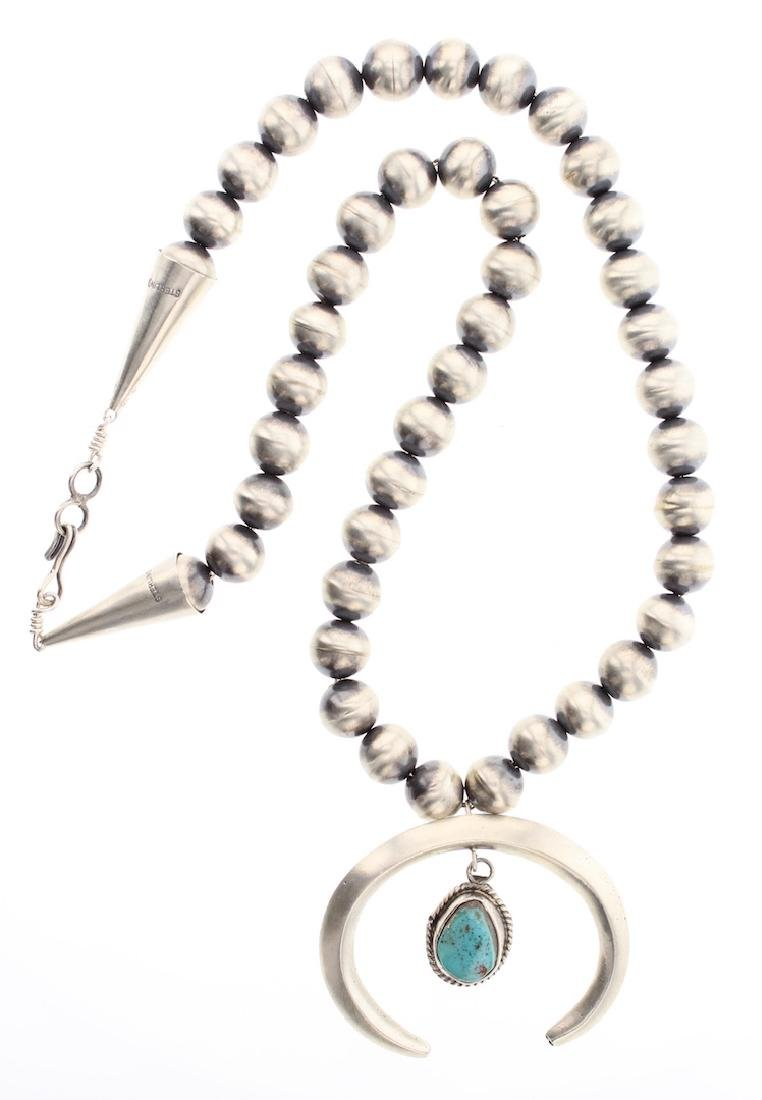 Turquoise Necklace & NaJa Necklace