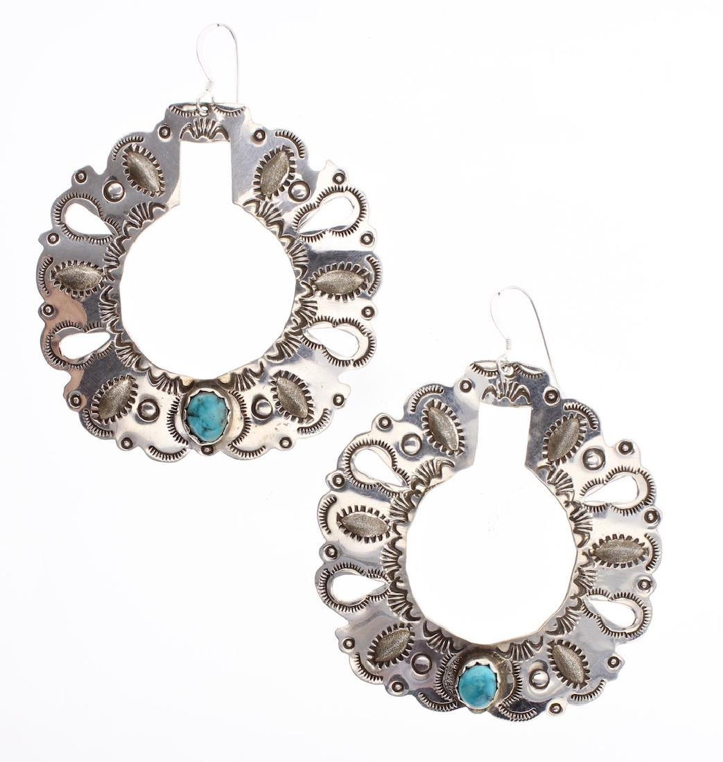 T. Craig Turquoise Earrings