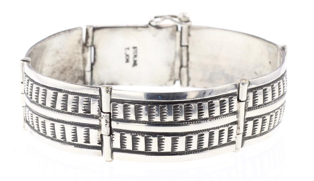 T. Jon Full Link Bracelet