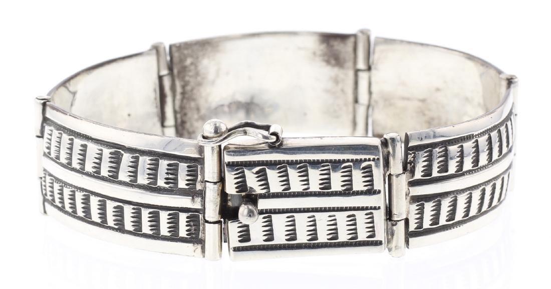 T. Jon Full Link Bracelet - 2