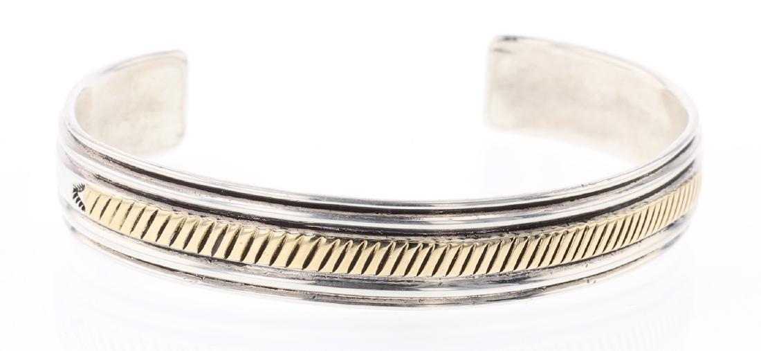 Sunshine Reeves 14K Overlay Bracelet