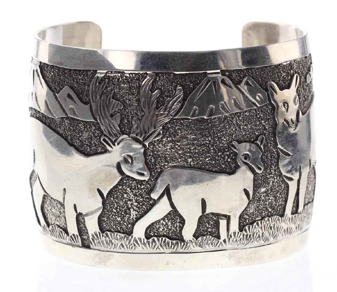 Story Teller Design Bracelet