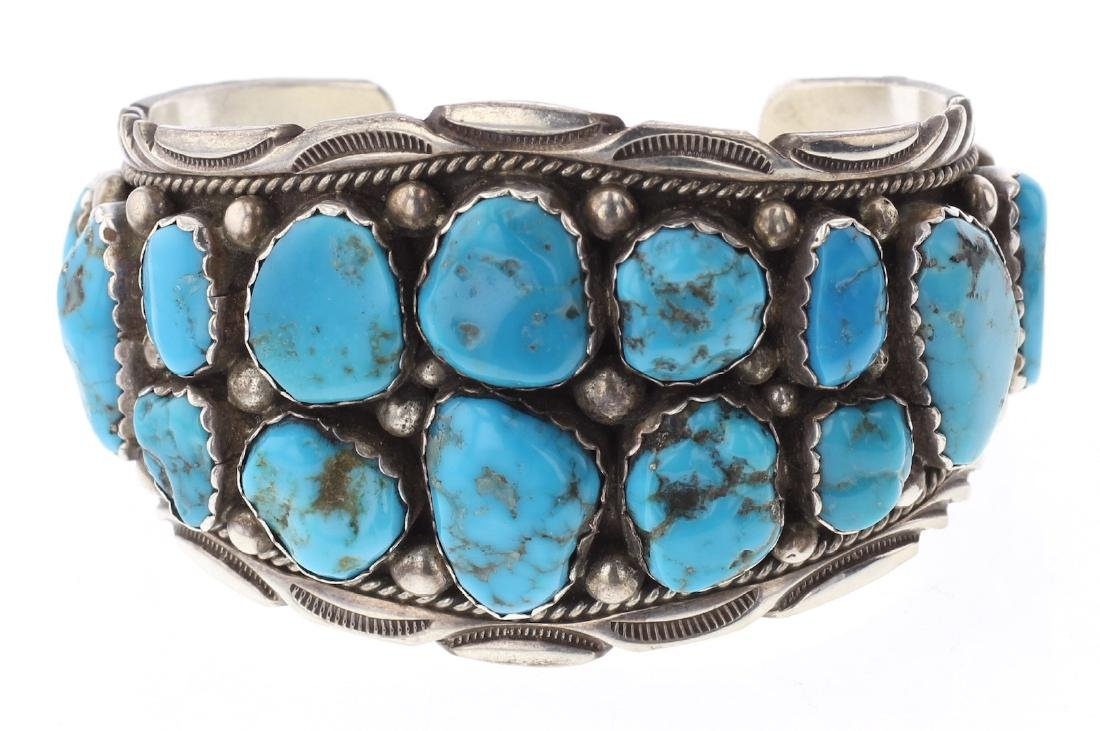 Turquoise Vintage Traditional Bracelet