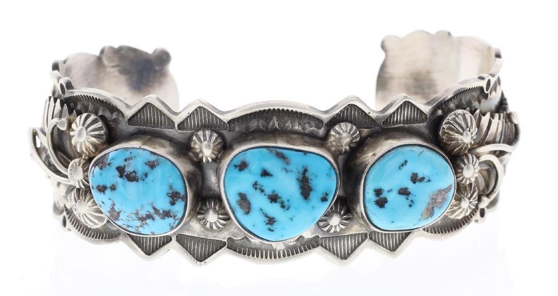 Vintage Masterpiece Sleeping Beauty Nugget Turquoise