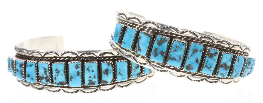 Vintage Sleeping Beauty Nugget Turquoise Traditional