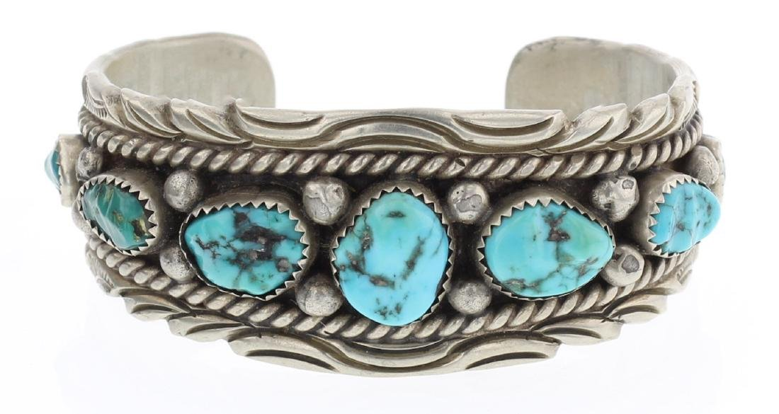Vintage Old Pawn Masterpiece Bracelet