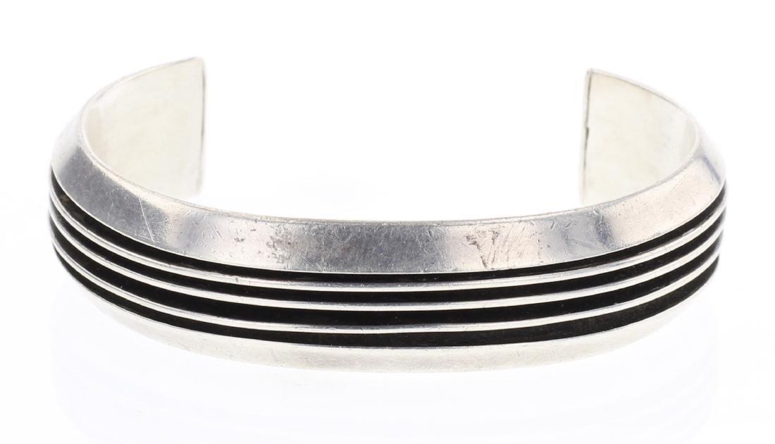 Vintage overlay Row Bracelet