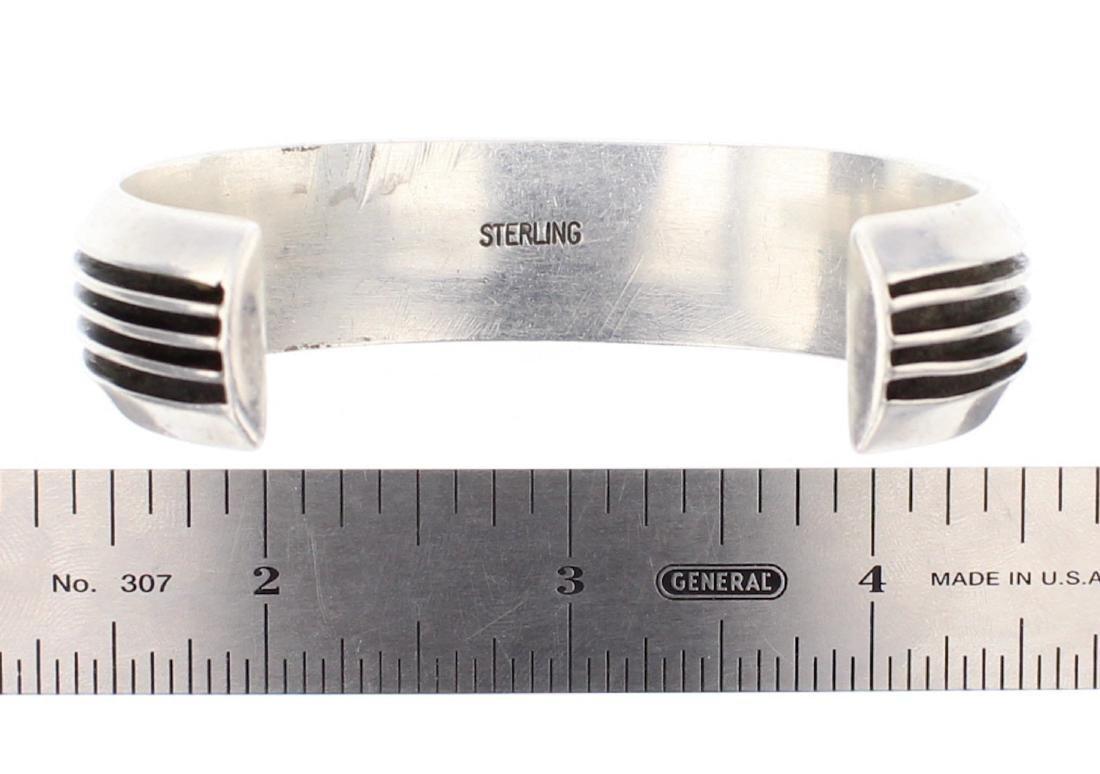 Vintage overlay Row Bracelet - 3