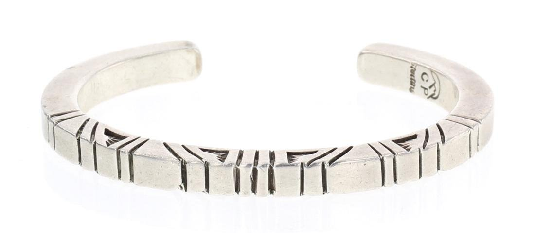 Vintage Etch Bracelet