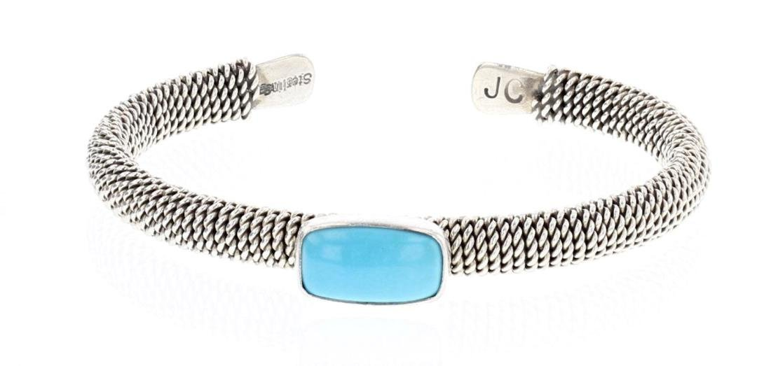 Turquoise Contemporary Bracelet