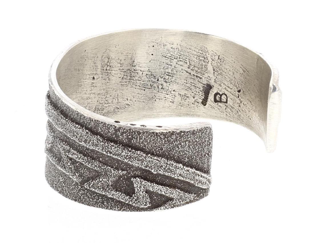 Tufa Cast Aztec Design Bracelet - 2