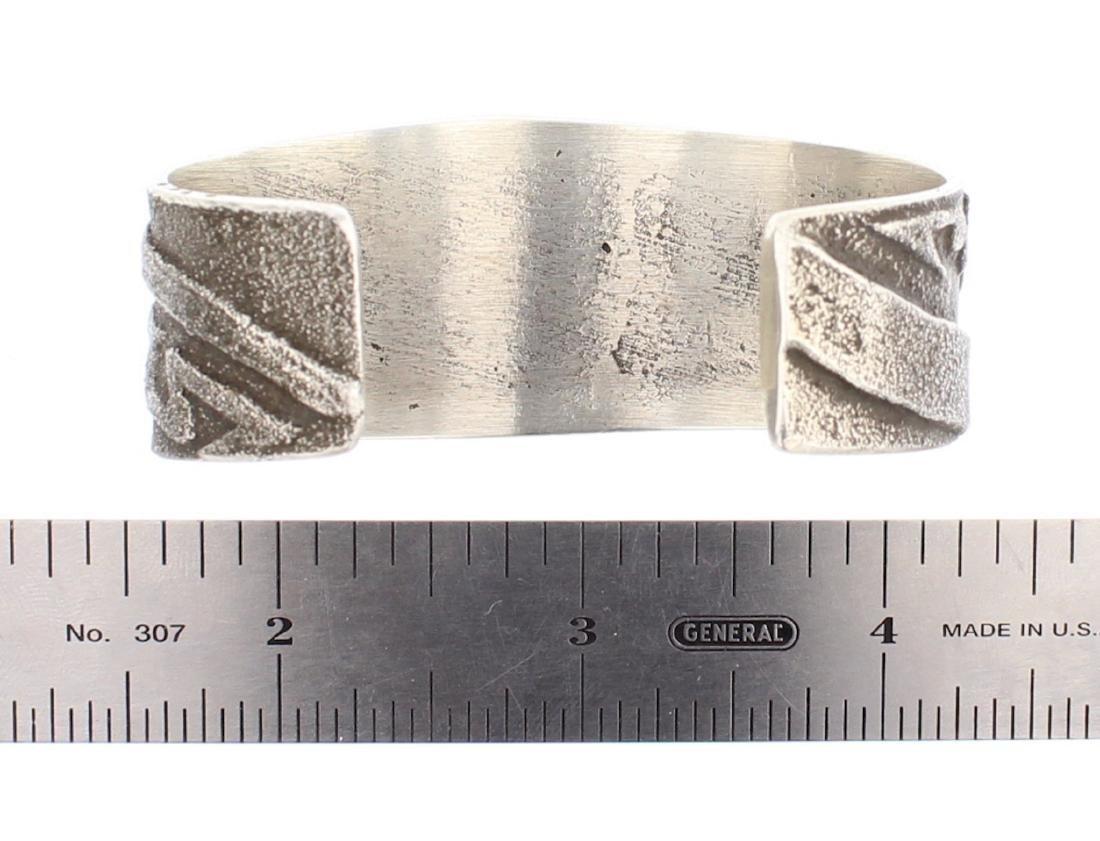Tufa Cast Aztec Design Bracelet - 3